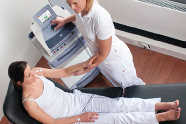COMB. Therapy unit, Electrotherapy and Ultrasound